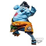 One piece - world figure colosseum - figurine jinbei - 14Cm figurine figurine