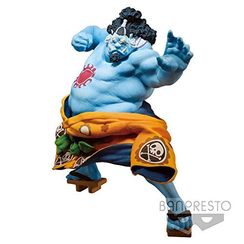 Banpresto One Piece Estatua BWFC Jinbei, Multicolor (BANP82974)