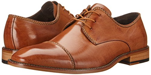 Stacy Adams Men's Brayden Oxford, Tan, 11 M US