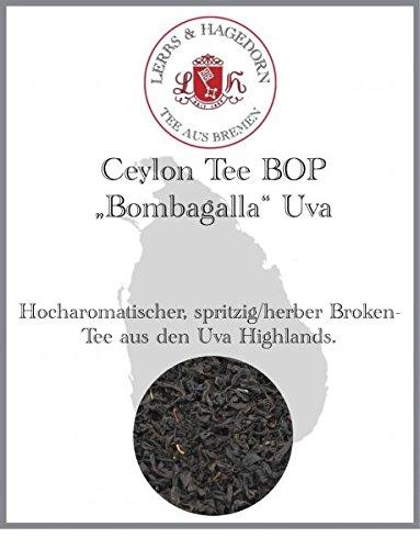 """Ceylon Tee BOP """"Bombagalla"""" Uva 1kg"""