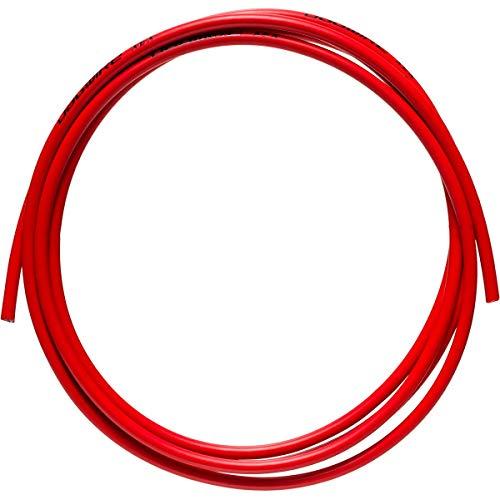 Jagwire 1X Elite Sealed Shift Kit de Fundas y Cables de Cambio para Adultos, Unisex, Rojo, Talla única