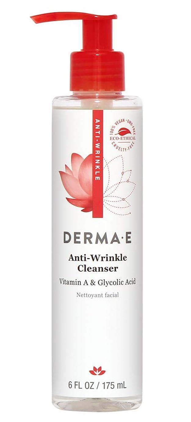 無臭こするハム海外直送品Vitamin A Glycolic Cleanser, 6 oz by Derma e