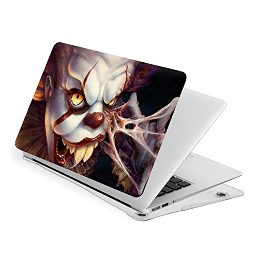 Pennywise It Laptop Case MacBook Non-Slip Durable Waterproof Plastic Hard Shell Case,for MacBook New Air 13/Air 13/15 Inch/Touch 13/15inch PVC Laptop Protective Cover air13