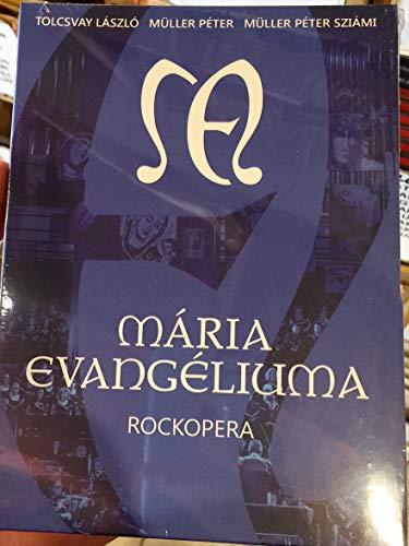 Tolcsvay L./M�ller P. Szi�mi - M�ria Evang�liuma (M�PA) (1 DVD)