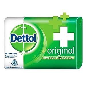 Dettol Soap, Original - 125gm 8 41lhmZ2OdEL. SS300