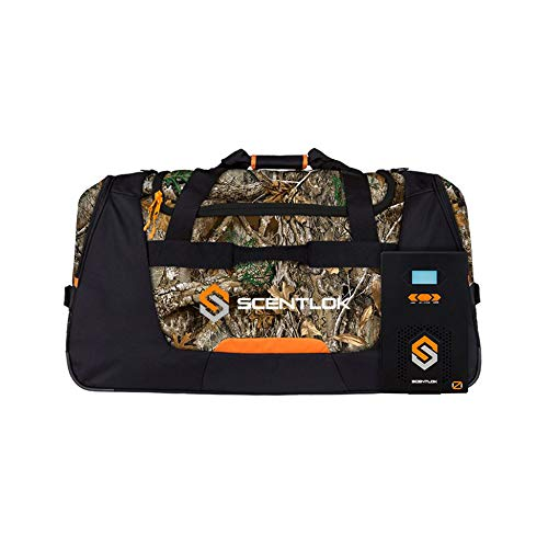 ScentLok OZ Chamber Bag with Unit Realtree Edge Frame