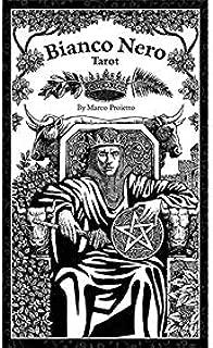 MTS Bianco Nero Black and White Tarot Cards