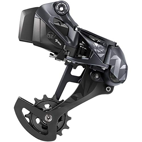 SRAM XX1 Eagle AXS 12-Speed Rear Derailleur Black, One Size