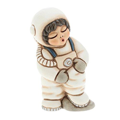 THUN ® - Astronauta medio - Ceramica - h 11 cm - Linea I Classici