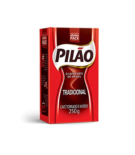Pilao - Café à Terra - Café Torrado e Moído (250g) -