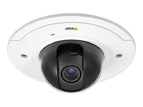 AXIS P3346 netwerkcamera - netwerkkamera - koepel - bestand tegen manipulatie - kleur (dag & nacht) - 2048 x 1536 AXIS P3346 + 3 MP, day/nacht vaste dome met discreet, tamper-resistant indoor casing. Varifocale 3-9 mm P-iris lens, remote focus en zoom. multiple,