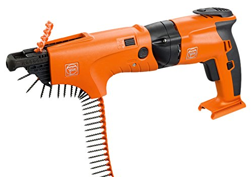 FEIN 71131664000 ASCT 18 M Drywall Screwdriver, 90 W, 18 V, Orange, Size