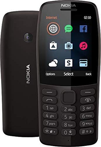 Nokia 210 (TA-1139) Dual SIM Black