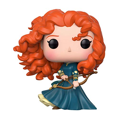 KYYT Pop! Animation: Brave - Merida Vinyl Bobblehead 3.9'' for Funko