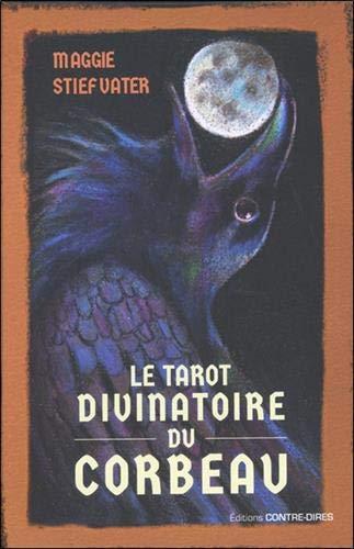 Le tarot divinatoire du corbeau : Avec 78 cartes (Coffrets)