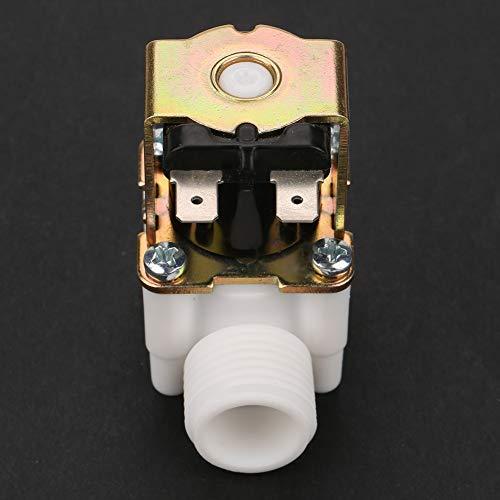 Válvula solenoide de agua de 12 V Válvula de agua solenoide 1/2...