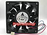 huayu for Delta PFB1212UHE -F00 -R00 DC12V 4.80A Super Large air Volume Cooling Fan