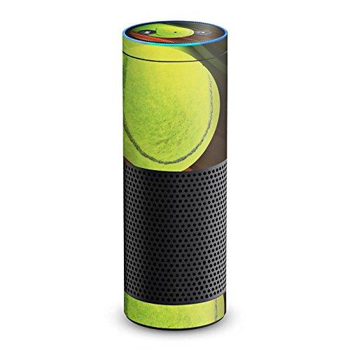 DeinDesign Amazon Echo 1. Generation Folie Skin Sticker aus Vinyl-Folie Tennis Tennisball Speed