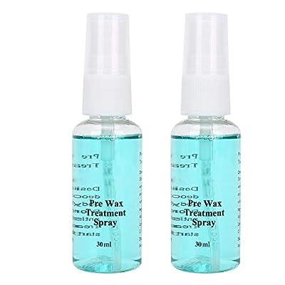 2pcs Pre Wax Treatment