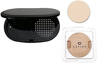 セフィーヌ CEFINE シルクウェットパウダー + ケース(スポンジ付) OC100 (在庫)