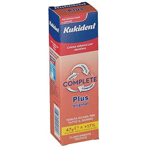 Kukident Plus Crema Adesiva 47 g