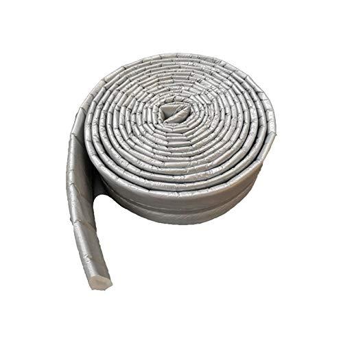 Vlies Schutzschlauch 110 x 4 mm Rolle 25m Isolierschlauch Rohrisolierung
