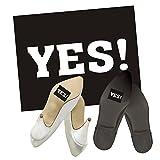 Schuh- Sticker Hochzeit Traualtar YES