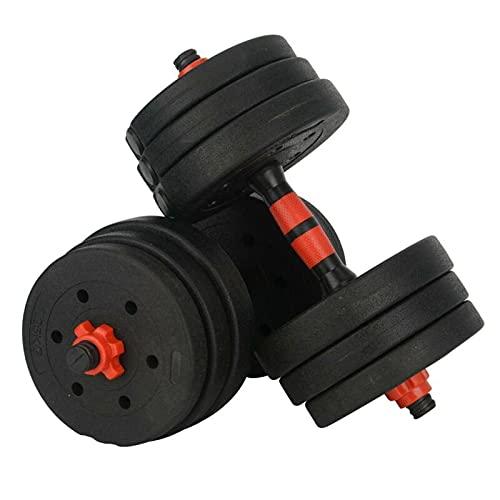 Youyijia Haltères Musculation Réglables 20KG 40...