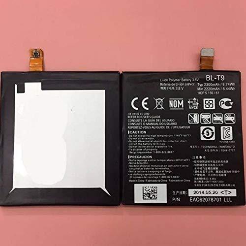 Batería Interna de Recambio para Google LG Nexus 5