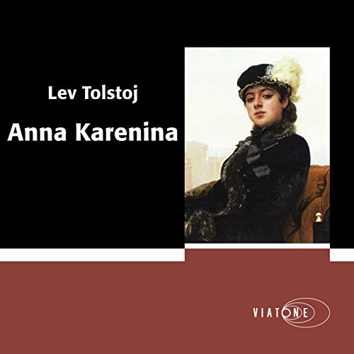 Anna Karenina [Danish Edition] cover art