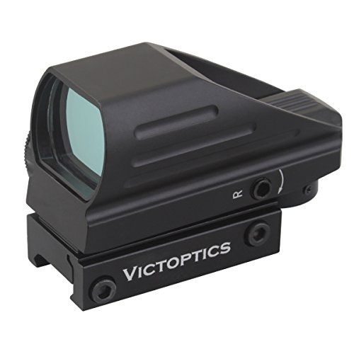 Vector Optics Red Green Dot Sight 1x22x33 Reflex Holographic Sight Optic Scope 4 Different Reticles Dot Sight