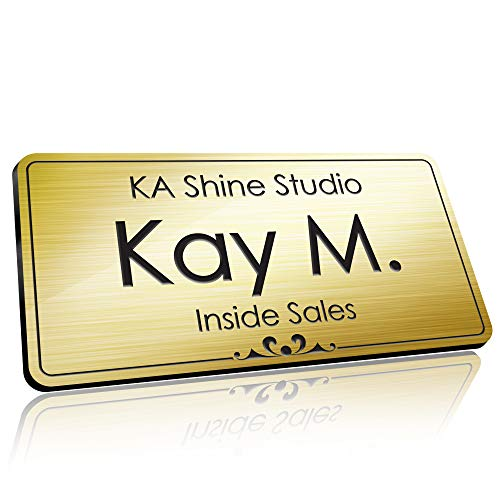 Personalized Name Tag, 1.5