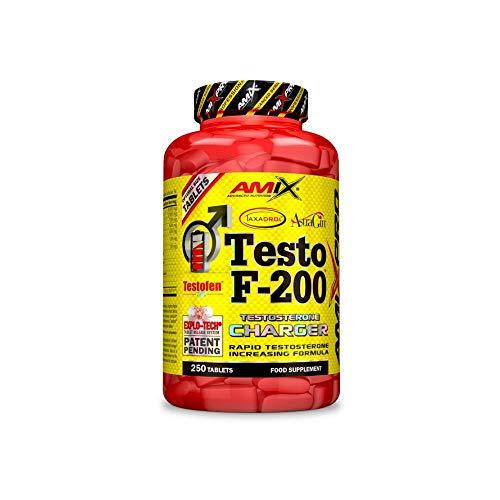 Testosterone 250 Marca Amix Pro