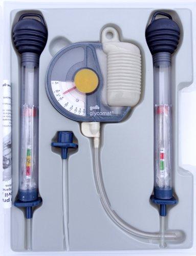 GEFO 2000 Frostschutzprüfer Frostschutzprüfer Set 3in1 Koffer Komplettset