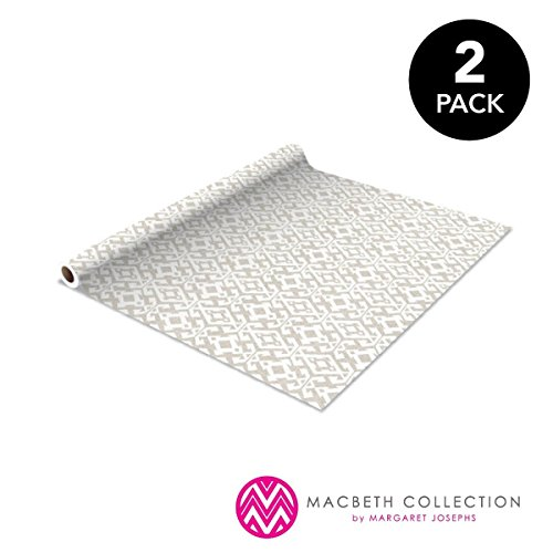 Self Adhesive Shelf Liner - 1.5ft x 10ft 2 Pack - Dani Natural