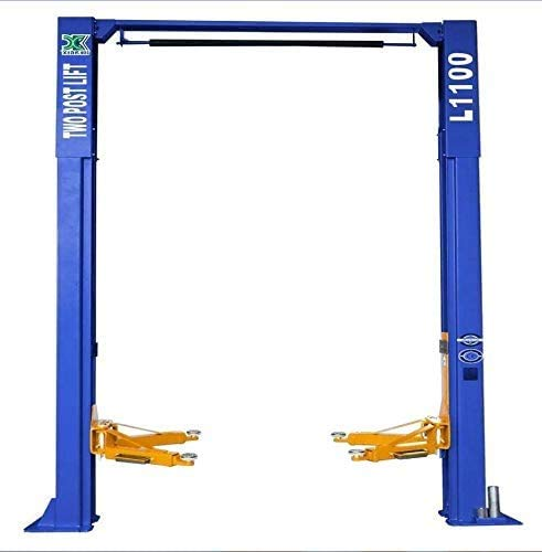 Xk 10,000lbs Car Lift L1100 2 Post Lift Car Auto Truck Hoist / 12 Month Warranty