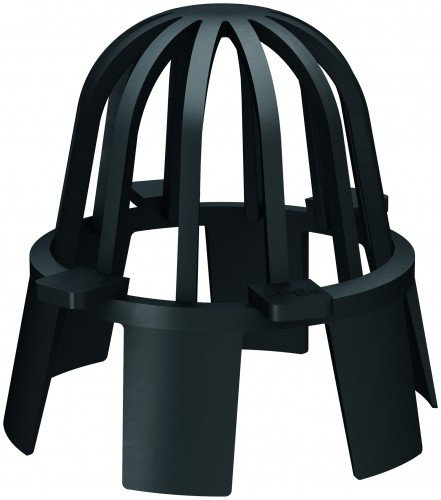 ACO Self® Laubfang - einfache Montage - verhindert Fremdkörper im Auffangbecken - stabiler Kunststoff