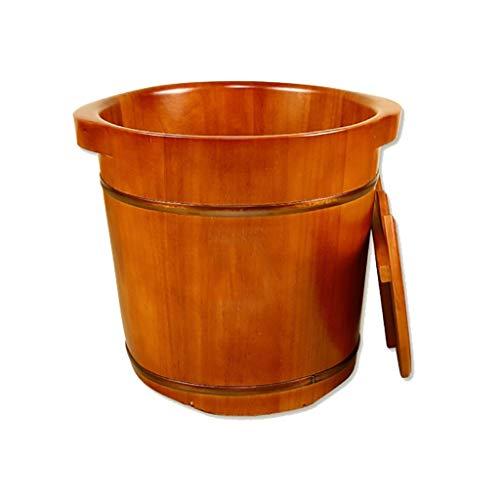 Find Discount Foot Soaking Tub Wooden Foot Bath Barrel Foot Spa Bucket Foot Washing Barrel Pedicure ...