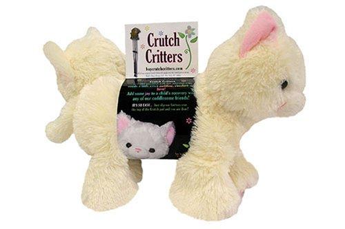 Crutch Critters Crutch Pads, Princess