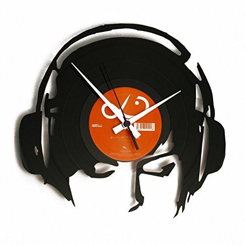 Disc'o'Clock Vinyl Klok Djane @Werk