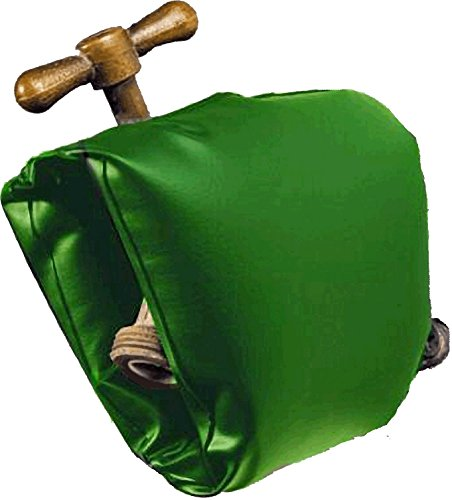 Medipaq Thermal Tap Jacket - STOP Your Garden Water Taps From Freezing In Ice, Frost or Snow! Open Access Design