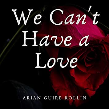 We Can't Have a Love