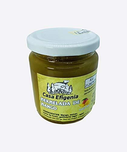 Mermelada EFIGENIA Mango 220 gr. Producto Islas Canarias