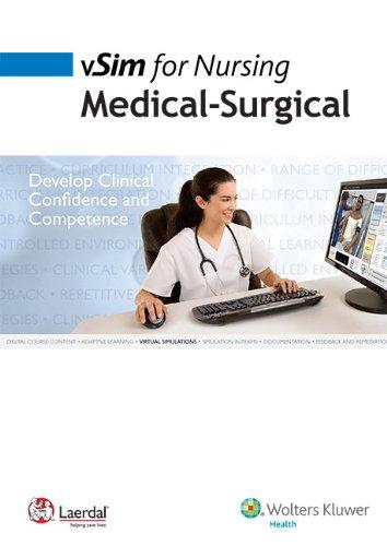 Vsim for Nursing - Medical-Surgical