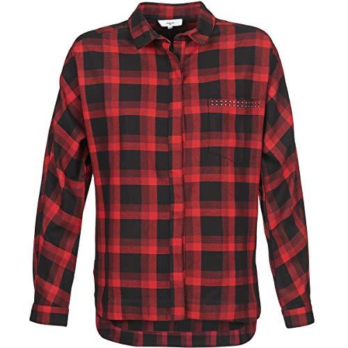 suncoo LOTIS Camicie Femmes Rosso - EU S (T1) - Camicie