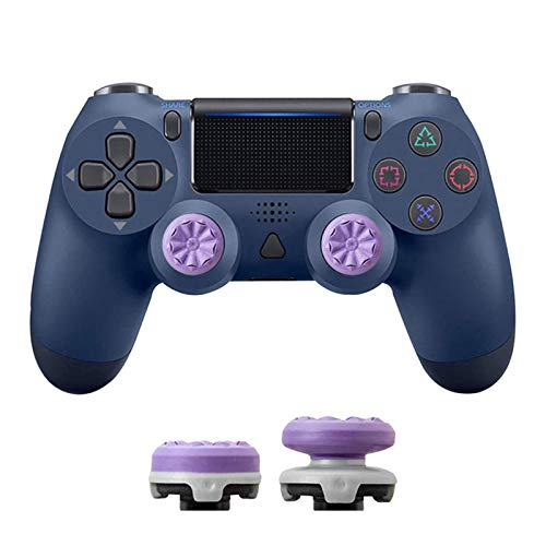 Game Wireless Controller Compatible with Ps4/Ps4 Pro/Slim, Zamia Wireless Bluetooth USB Controller...