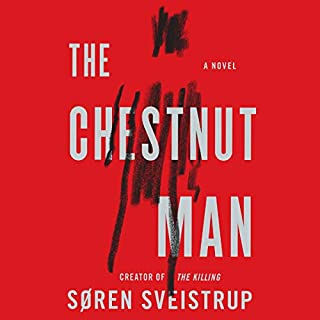 The Chestnut Man audiobook cover art