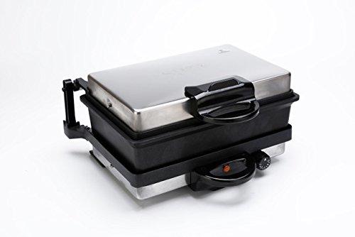 Shov Multigrill tandur Grill Elektro lahmacunmaschine Toaster + Kasserolle tava