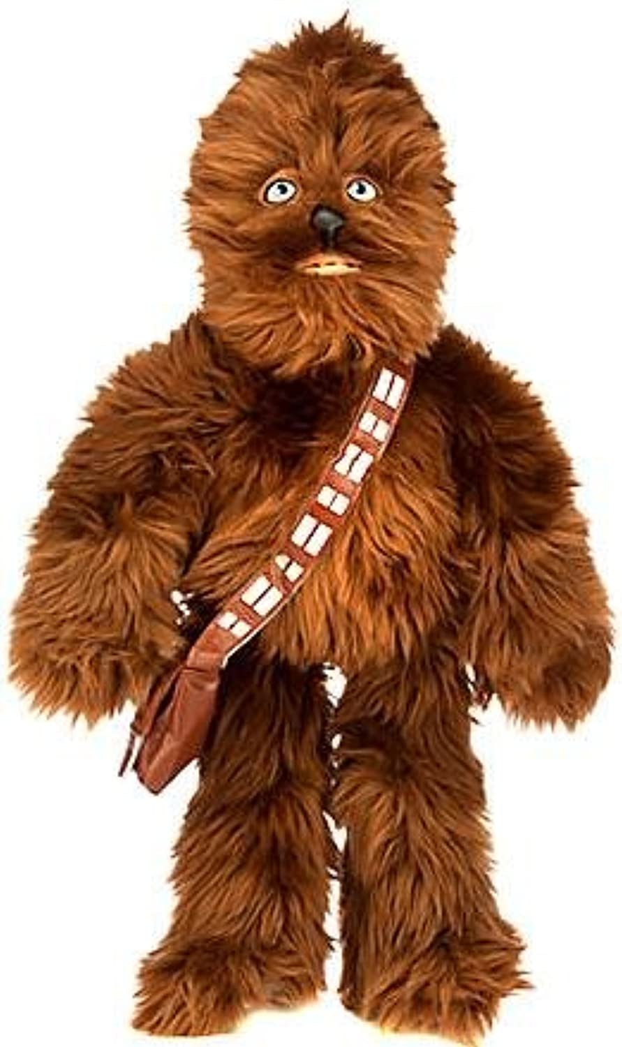 Disney Chewbacca Plush - Star Wars - Medium - 19'' by Disney