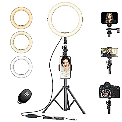 Selfie Ring Light from AFI